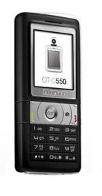 Alcatel One Touch C550