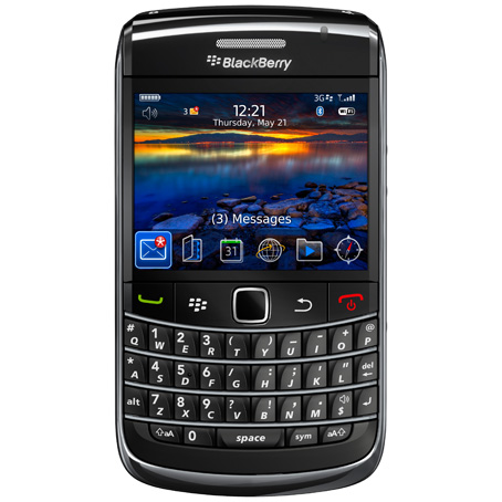 Blackberry 9700..