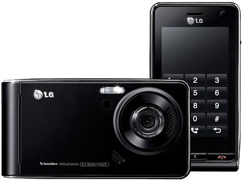 Vergelijk LG KU990 Vi...